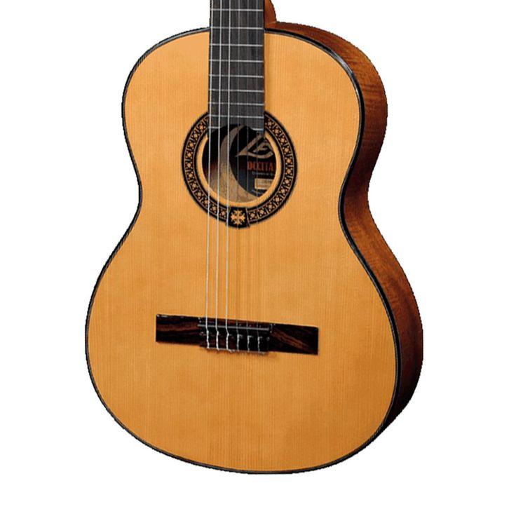 Lag OC66 Occitania Classical Guitar