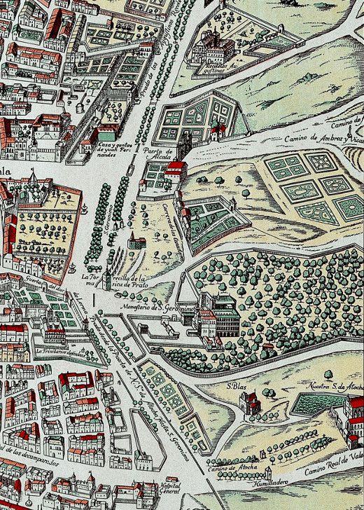 El Retiro de Madrid en sus planos. El apasionante paseo histórico de Carmen del Moral Ruiz por el Parque de Madrid   FronteraD