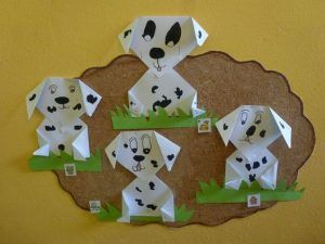 Dog craft idea for kids | Crafts and Worksheets for Preschool,Toddler and Kindergarten