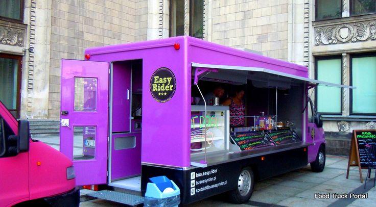 Food Truck - Easy Rider