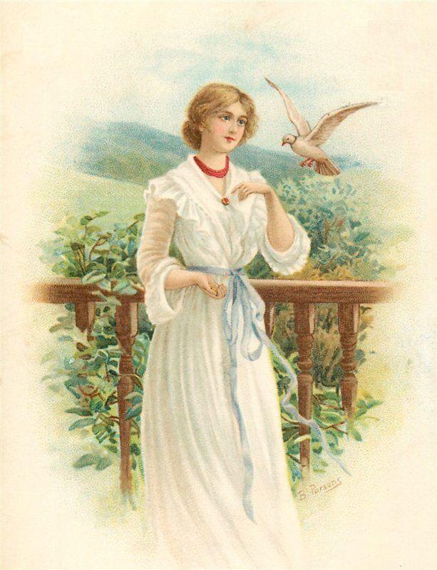 Аристократическая открытка, поздравление картинками открытка