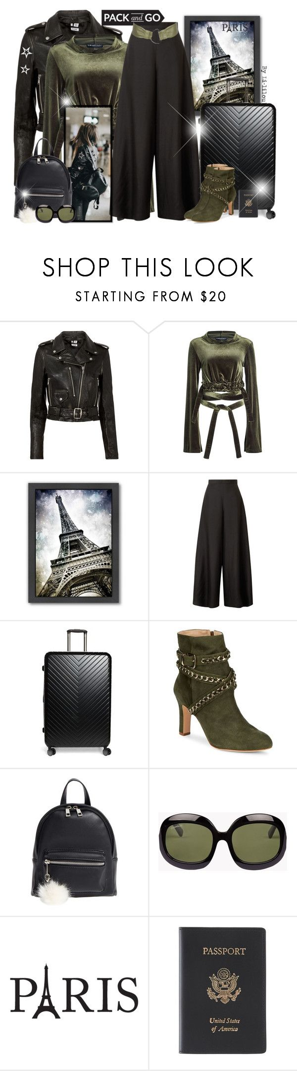 """""""~Paris Fashion Week ~"""" by li-lilou ❤ liked on Polyvore featuring RE/DONE, Y/Project, Americanflat, The Row, Nordstrom, Schutz, BP., Stephen Collins, Royce Leather and parisfashionweek"""
