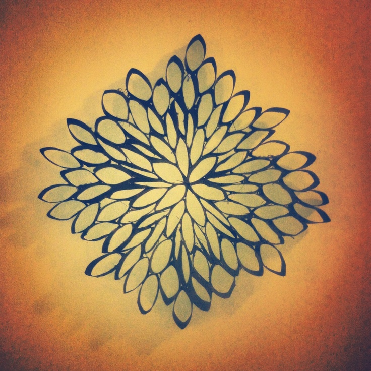 82 best Paper, Wall Art images on Pinterest | Fabric flowers, Paper ...
