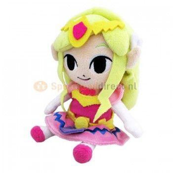 Prinses Zelda Knuffel