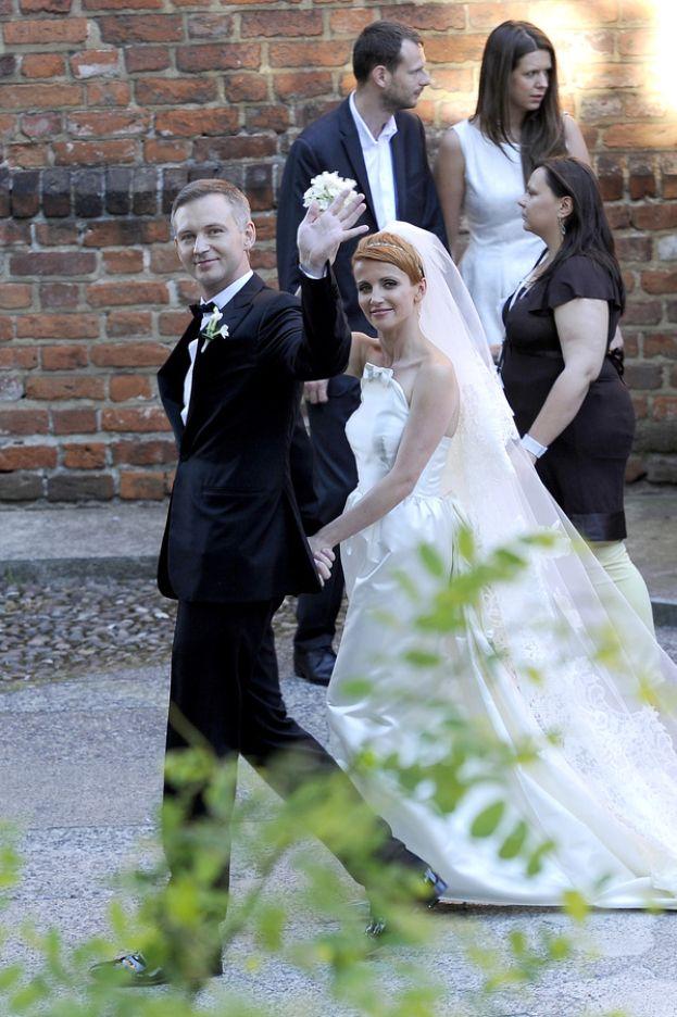 ślub Katarzyny Zielińskiej wedding planner: Aspire/Katarzyna Gajek