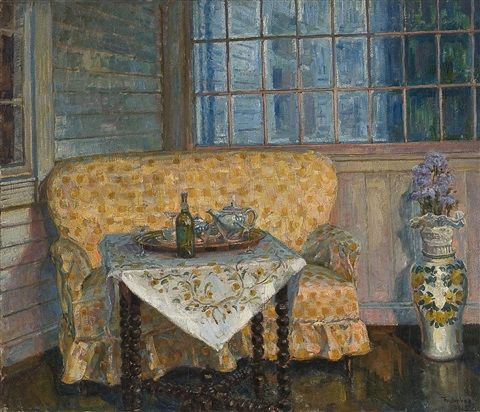 Interior by Thorolf Holmboe