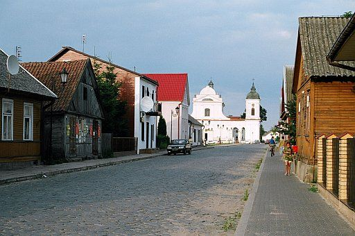Tykocin. Find out more about PO Kingdom of Poland Tour itinerary: http://polishorigins.com/document/kingdom_tour