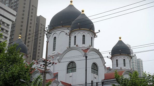 ORTHODOX CHRISTIANITY IN CHINA - A COMB WORTH FIGHTING FOR - As A colleague has written in this week's print edition, Christianity in China is experiencing spectacular, but turbulent, growth; by one estimate, the number of...