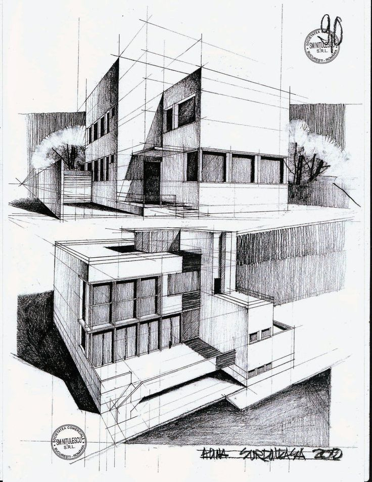 Best Architectural Sketches Images On Pinterest Sketches