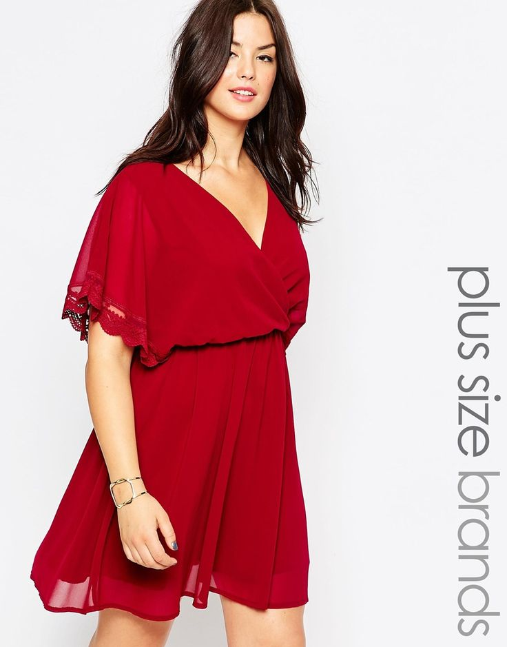 Club l red dress 2xl
