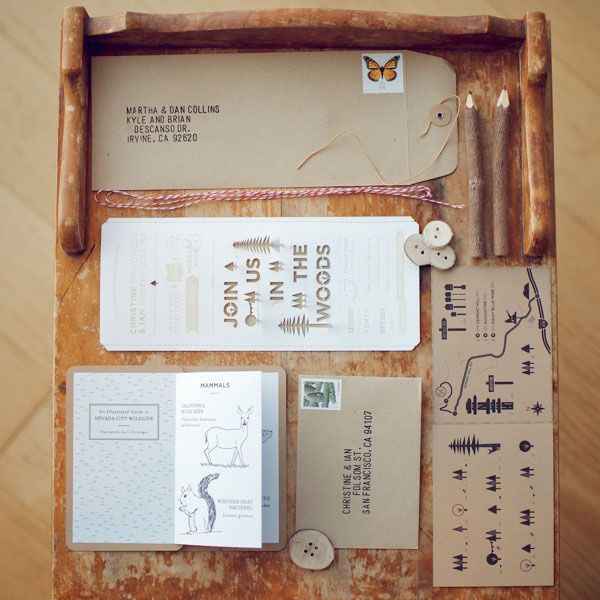 18 of the best wedding invitations ideas i've ever seen (60+ inspirational images)!