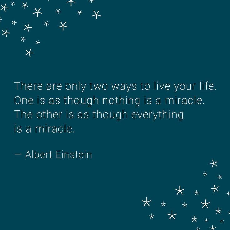 Live as if everything is a miracle. Being grateful leads to joy. . . . . #quote #inspiration #alberteinstein