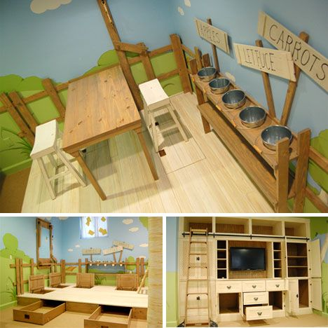 Best Kids Bedroom Ever 404 best kids play houses images on pinterest | playhouse ideas