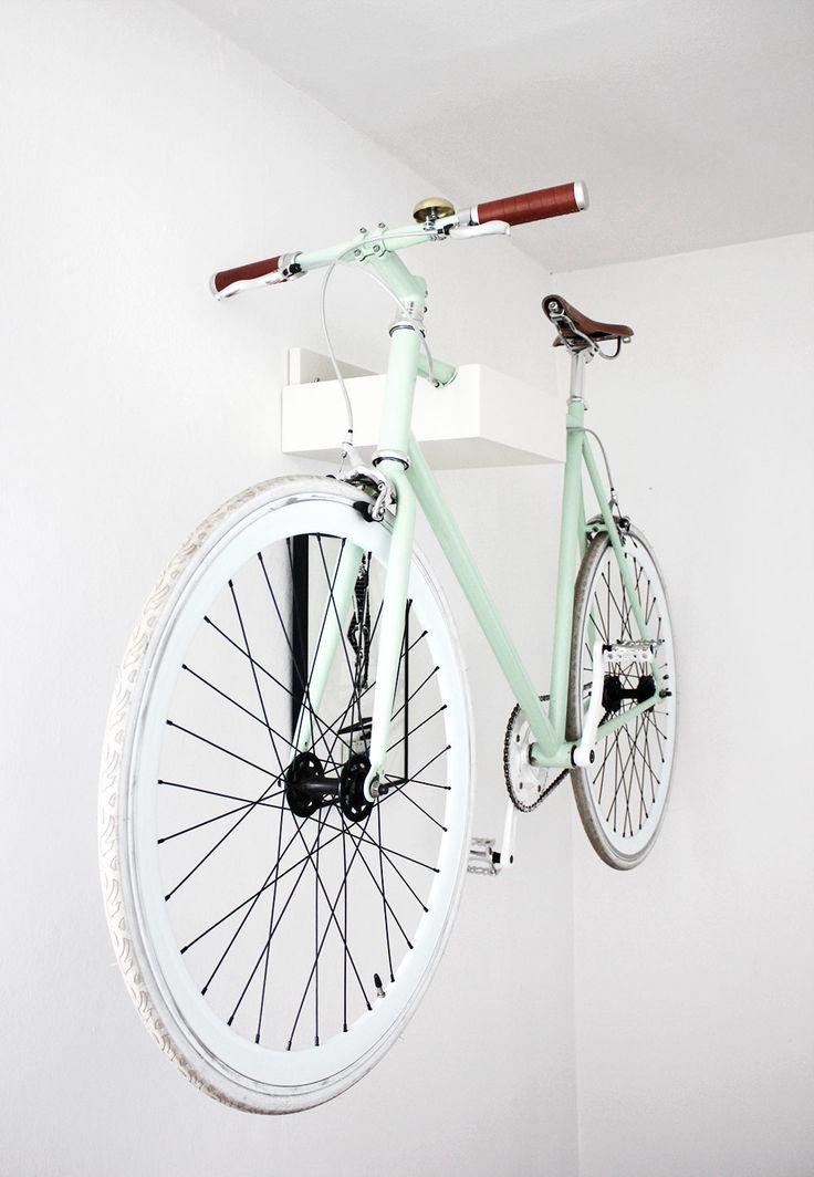 ber ideen zu fahrradhalter auf pinterest vorbau. Black Bedroom Furniture Sets. Home Design Ideas