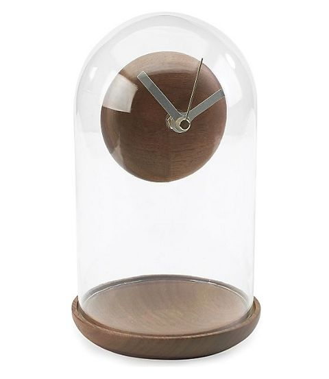 Suspend Mantel Clock by Umbra: $65