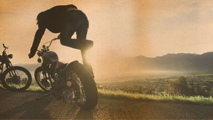 ROKKER JEANS - JEANS FOR REAL BIKERS - THE ROKKER COMPANY COLLECTION 2013 - VINTAGE COLLECTION