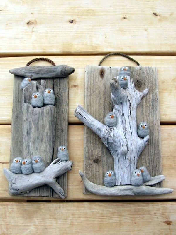 19+ Driftwood projects to make ideas