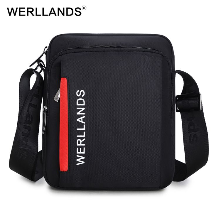 ==> [Free Shipping] Buy Best WERLLANDS Waterproof Shoulder Bags for Men Casual Messenger Bags for iPad Best Sale Crossbody Bag Luxury Brand Office Work Bags Online with LOWEST Price | 32817975335