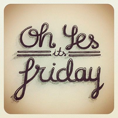 Buenos días amig@s!! Por fin es #viernes!! Desde carmultimediazone.com os deseamos a tod@s un feliz día y laaaargo fin de semana! Enjoy your weekend!! #FelizViernes