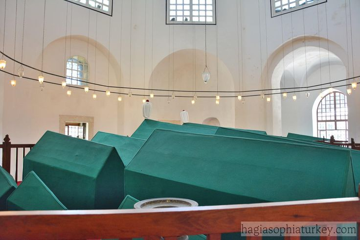 Tomb of Sultan Selim II Despite his will to be buried in Selimiye Mosque in Edirne, Sultan Selim the second was buried in Hagia Sophia because it was...