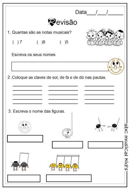ATIVIDADES DE EDUCAÇÃO INFANTIL E MUSICALIZAÇÃO INFANTIL: Atividades de Musicalização Infantil 2013                                                                                                                                                                                 Mais