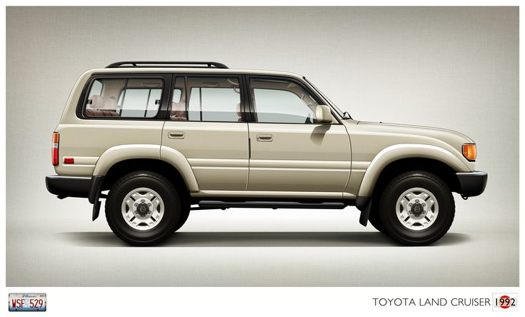I had FirstCar do an illustration of my 1992 Toyota Land Cruiser and it came out GREAT! Thanks Mark.