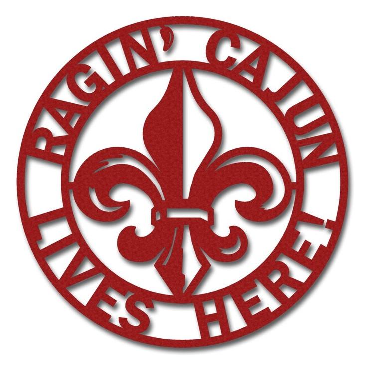 Ragin' Cajun Lives Here