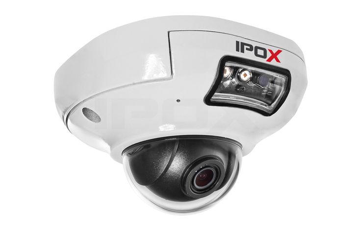 Kamera IPOX DHD1202D | Kamery kopułkowe IP ---------      Sony Exmor IMX222 2MPX  1920x1080 @ 25fps  #ip #cctv #camera #fullhd #mobile #ipox