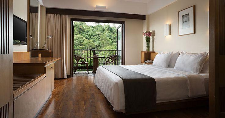Deluxe Balcony Room - Padma Hotel Bandung