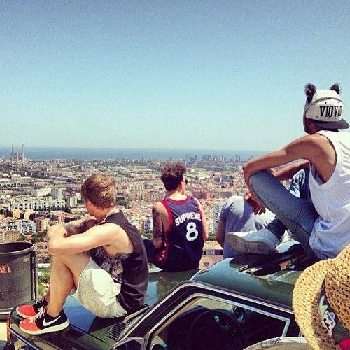 Cro #Barcelona