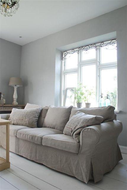 7 besten Slip Covers Bilder auf Pinterest - wohnzimmer blau wei grau
