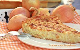Manus Küchengeflüster: Schwäbischer Zwiebelkuchen