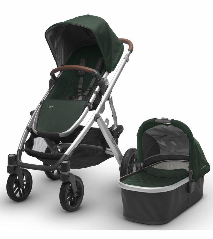 2017 UPPAbaby VISTA Stroller