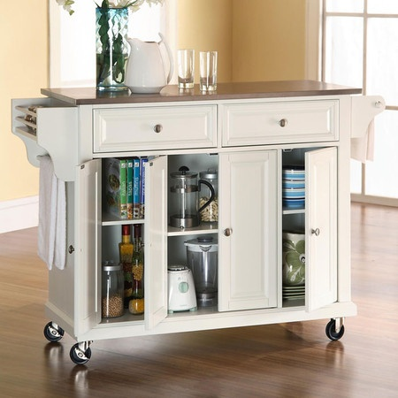 Rolling Kitchen Island Big Lots Woodworking Projects Plans