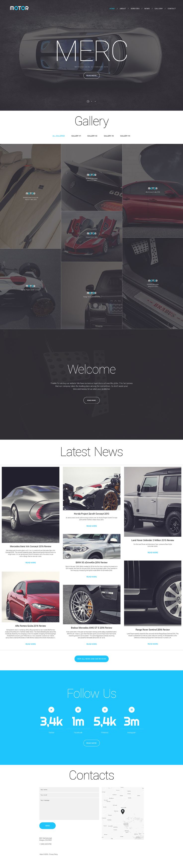 61 best #HTML5 #CSS3 #Bootstrap Premium #Responsive Template images ...