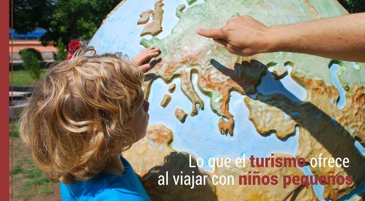 Cada vez más familias están decididas a viajar con niños pequeños en sus vacaciones, incluso las de larga distancia y duración.
