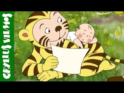 Gryllus Vilmos: Maszkabál - Tigris (dal, rajzfilm gyerekeknek) - YouTube