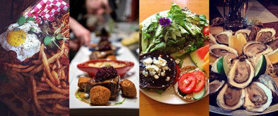 12 Restaurants in St. John's you must try!