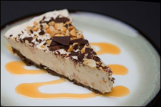 At least once in your life you just have to make a delicious homemade peanut butter pie. This pie is so delicious.
