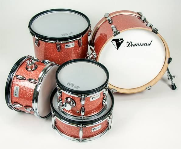 Diamond Electronic Drums http://www.diamondelectronicdrums.com/
