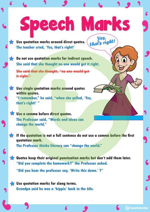 28 punctuation resources and activities