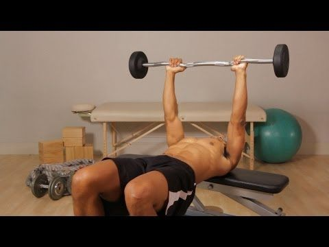 how to do a barbell lat pullover  home back workout for