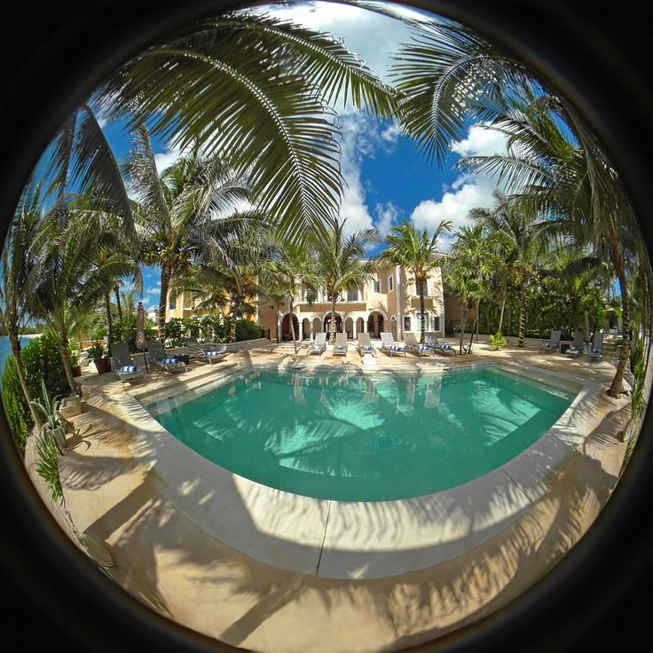 Riviera Maya Haciendas, Hacienda Corazon - Beach Side Swimming Pool by 360 virtual visit riviera maya