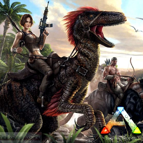 ARK Survival Evolved Free Download PC Game setup direct link for windows. Survival Evolved is action adventure game with RPG elements in it.  ARK Survival Evolved PC Game 2015 Overview  ARK Survival Evolved PC Game was developed and published byStudio Wildcard. This game was released on2ndJune 2015. You can also downloadDex PC Game.  In this version ofARK Survival EvolvedPC game. You will be playing as a man or woman stranding in a mysterious island known as ARK. The atmosphere around you…