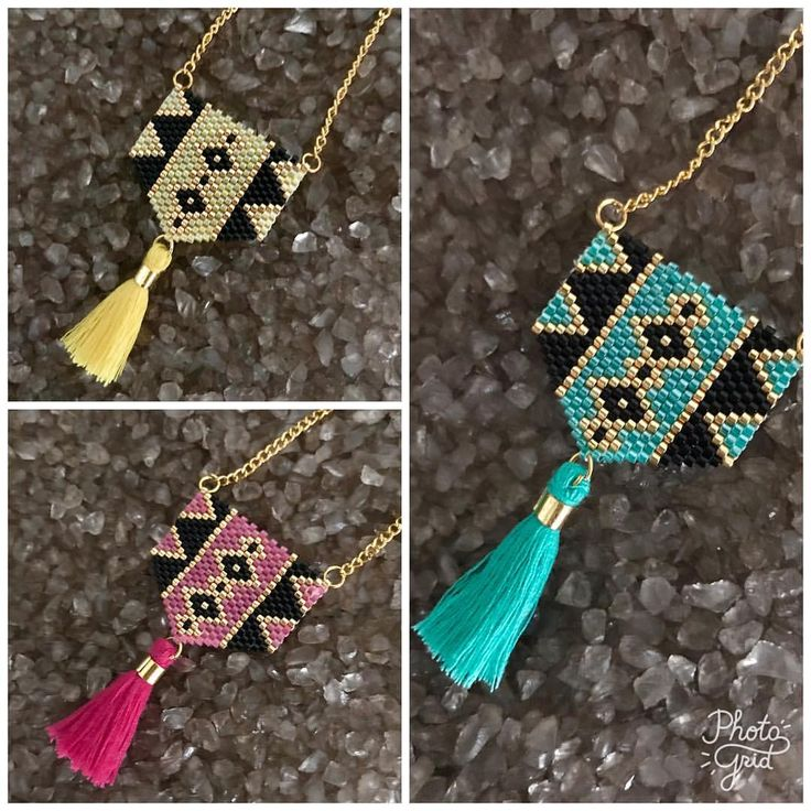 la collection de sautoir MITSY colores est disponible dans la boutique etsy (lien dans ma bio) #emjy #motifemjy #faitmain #madeinfrance #france #paris #idf #miyuki #miyukiaddict #perles #tissage #peyote #share #bijoux #yellow #green #pink #sautoir #fashionjewelry #etsy
