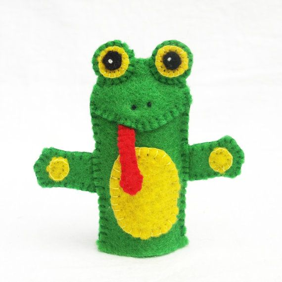 frog finger puppet template - 17 best images about puppets on pinterest mice owl and felt