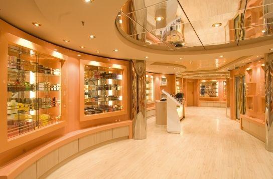 #MSCOrchestra Cipria Cosmetic Shop
