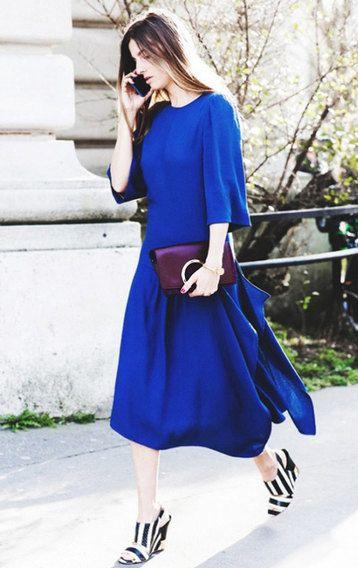 Актуальные фасоны платьев   Журнал Cosmopolitan
