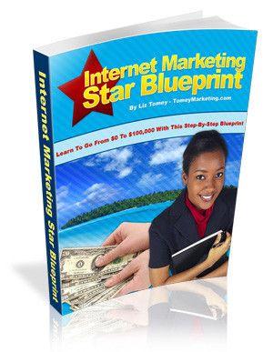 Internet Marketing Star BluePrint By Liz Tomley