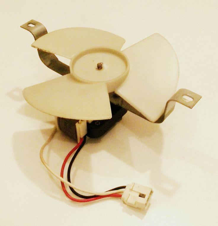 broan ductless range hood fan motor w blade